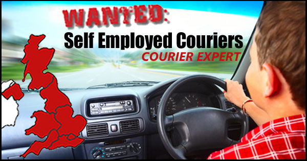 Join Courier Expert today! Wanted Self Employed Couriers for Courier Expert.