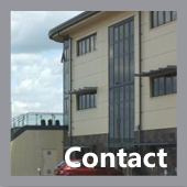 Contact for Courier Expert's Delivery Service, head office building