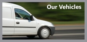Our Same Day Courier Vehicles from Courier Expert