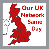 Courier Expert's Sameday Courier UK Network