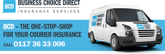 Courier Expert Insurance provided by BCD