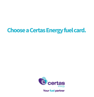 Certas Energy Fuel Card