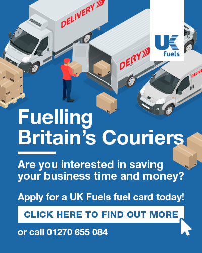 UK Fuels - Fuelling Britain's Couriers - Apply for a UK Fuels fuel card today!